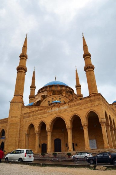 Janos Nosovos nuotr./Mohammad Al-Amin mečetė