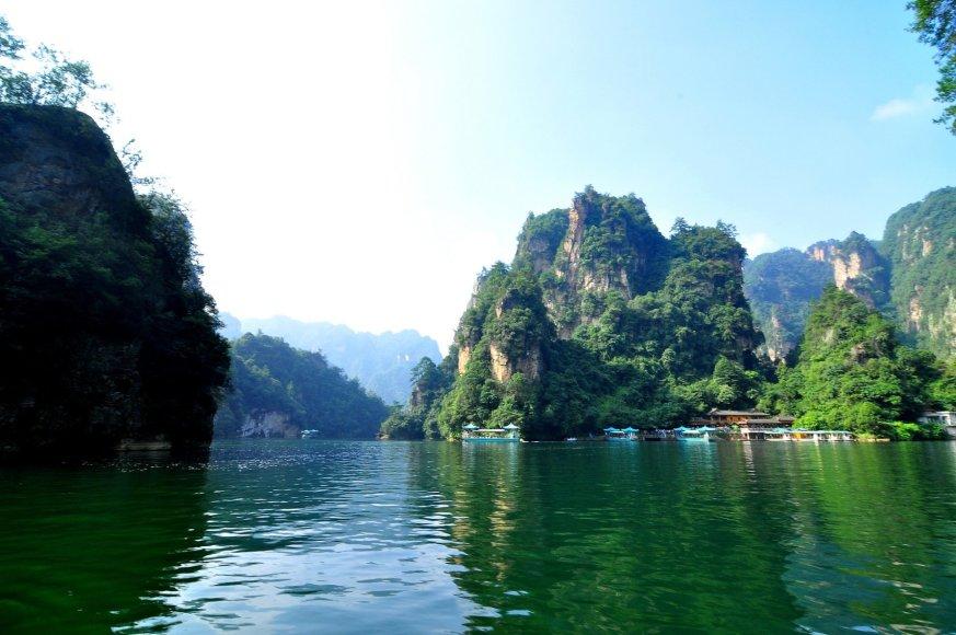 Nacionalinis parkas po filmo premjeros gausiai lankomas turistų