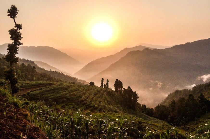 Mingailės Žemaitytės nuotr./Nepalas