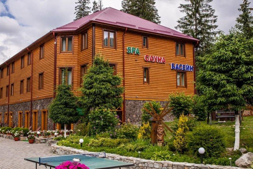 Booking.com nuotr./Olga Hotel SPA nuotraukose atrodo pasakiškai. Deja, realybė ne visai tokia