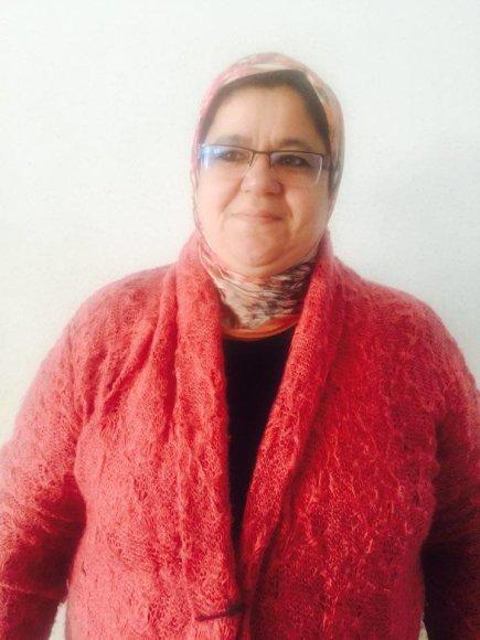 Asmeninė nuotr./Mokslininkė iš Maroko Soad Slaoui
