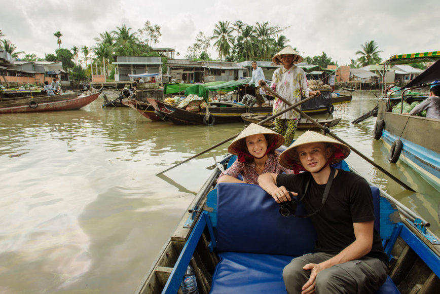 Shutterstock nuotr./Vietnamas