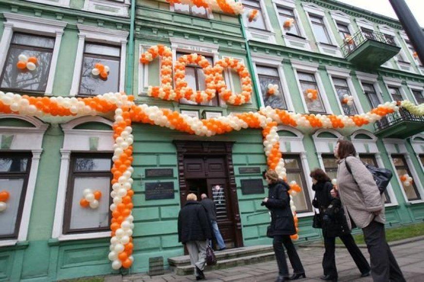 Pernai jubiliejų atšventusi Kauno ligoninė turi naują vadovą.