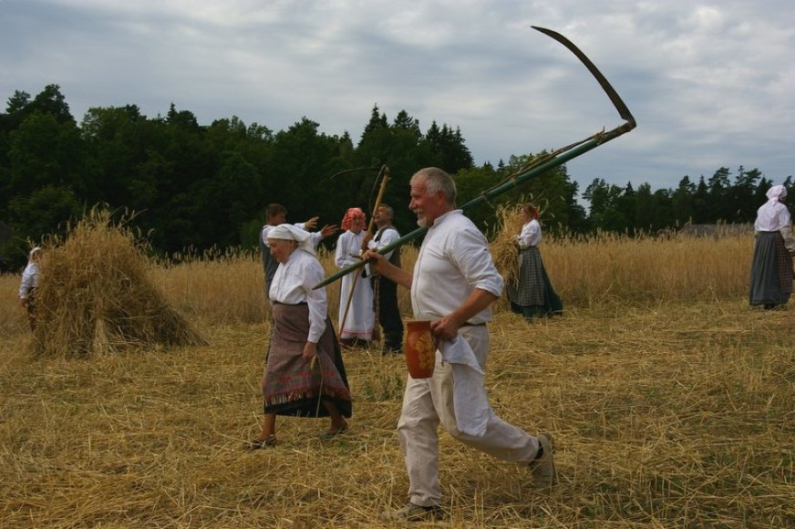 Lietuvos liaudies buities muziejuje šeštadienį vyks tradicinė Oninių šventė.