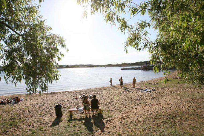 Sužinoti, ar Kauno paplūdimių vanduo švarus, sudėtinga. Atliekamų vandens kokybės tyrimų rezultatai niekur neviešinami.