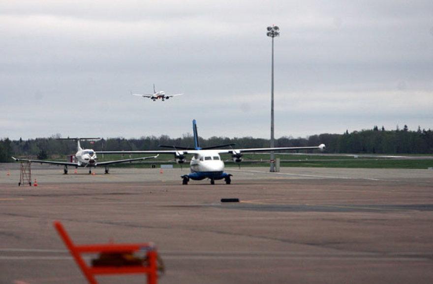 """""""Ryanair"""" bazės Kauno oro uoste atidarymas"""