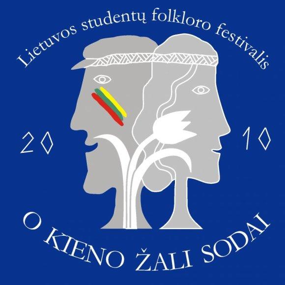 "Lietuvos studentų folkloro festivalis ""O kieno žali sodai 2010"""
