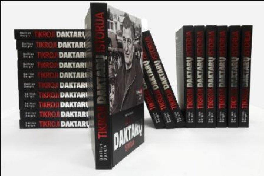 Naujoji knyga, pasak jos autoriaus, jau sudrumstė Kauno nusikalstamo pasaulio atstovų gyvenimą.