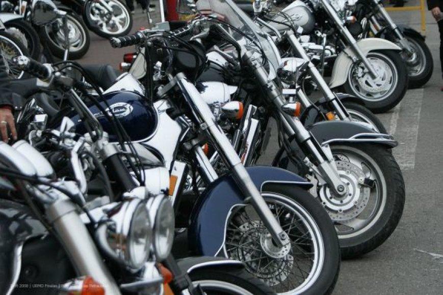 Motociklai