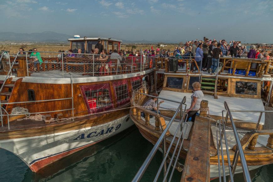 123rf.com/Turistai Turkijoje