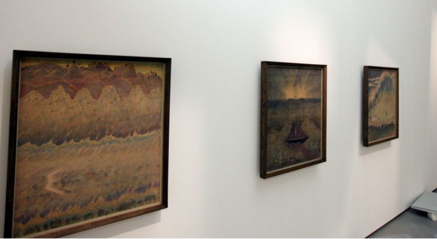 M.K.Čiurlionio paveikslai