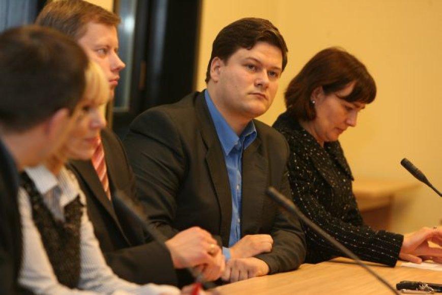 Kaunietis M.Vitulskis sutiko dalyvauti naujuose chorų karuose