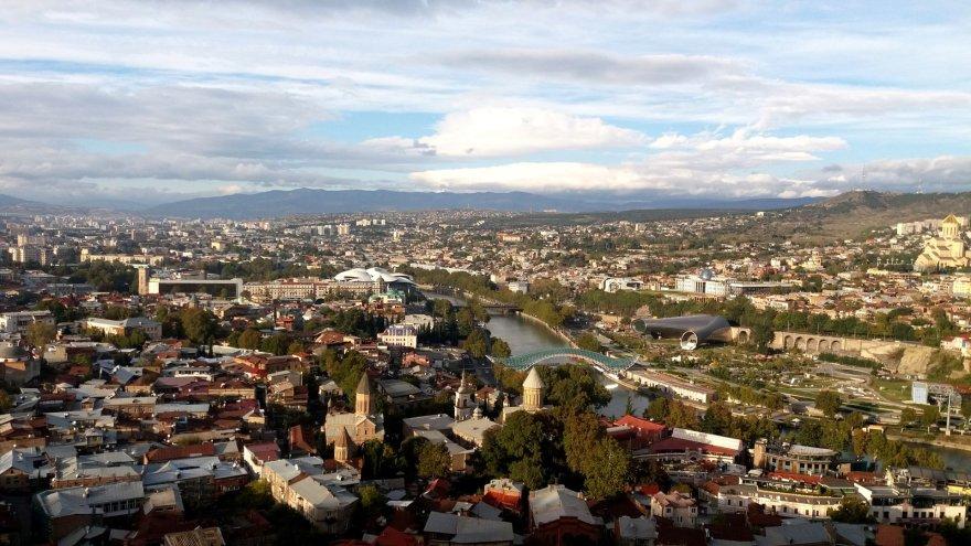 Gintarės Kašelionytės nuotr./Tbilisis