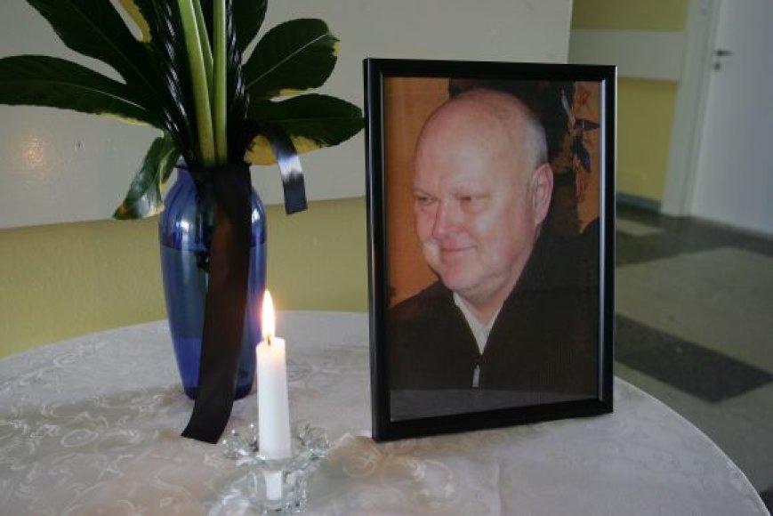 Tragiškoje avarijoje žuvęs medikas Rimgaudas Kazimieras Žukas buvo mylimas ir kolegų, ir pacientų.