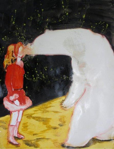 Anett Bauer paveikslas