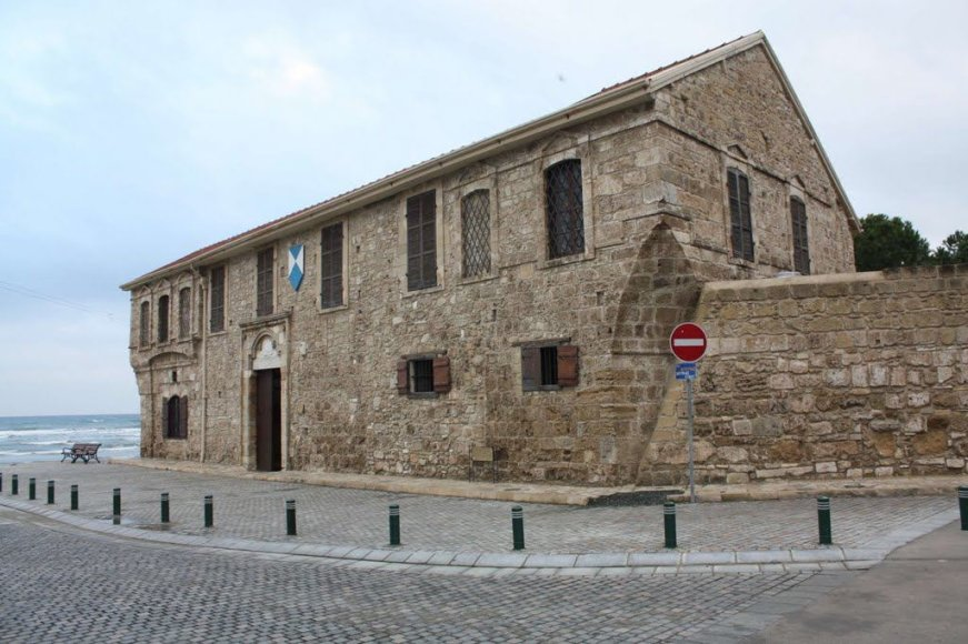 Vaido Mikaičio nuotr./Larnakos pilis