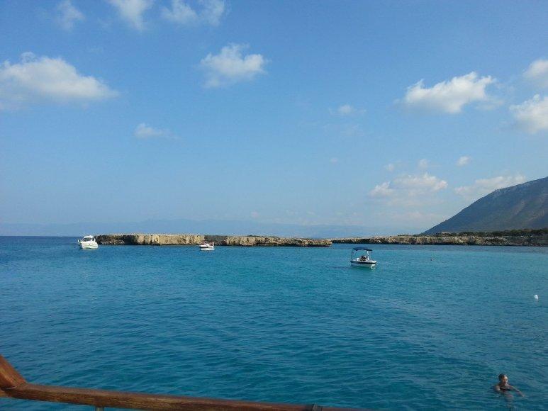 Vaido Mikaičio nuotr./Meilės salos – Kipro – pajūris