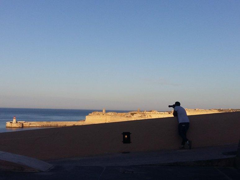 Godos Juocevičiūtės nuotr./Valeta, Malta