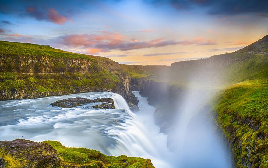 Shutterstock nuotr./Gulfoso krioklys