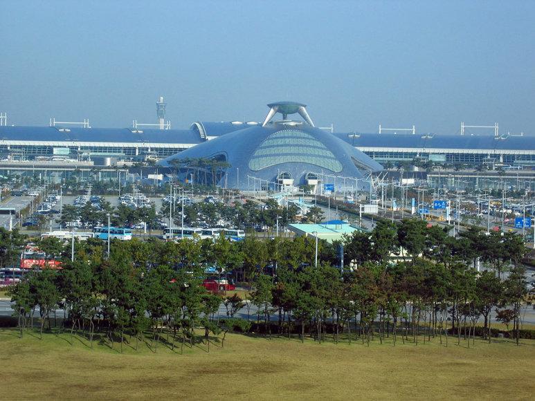 Shutterstock nuotr./Inčono tarptautinis oro uostas, Seulas