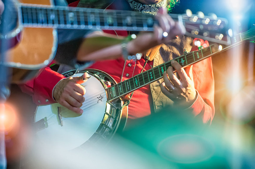 Shutterstock nuotr./Kantri muzika