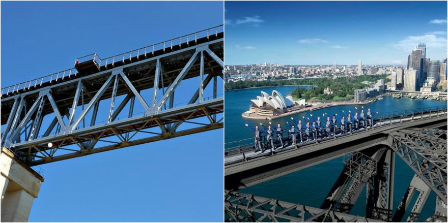 K.Žukausko nuotr./Lyduvėnų ir Sidnėjaus Uosto tiltai