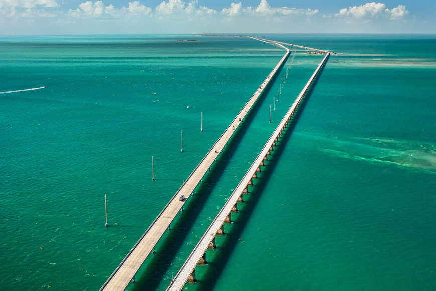 Shutterstock nuotr./Septynių mylių tiltas