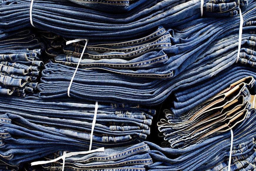 Tavoroma.lt nuotr./Džinsai – drabužis ir kasdienai, ir išeigai