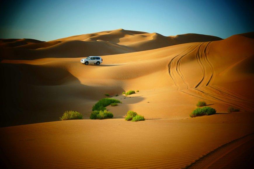 Gabrielės Štaraitės/ Travel Planet nuotr./Jungtiniai Arabų Emyratai
