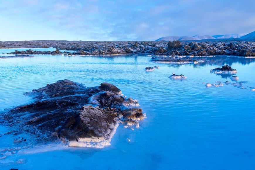 Shutterstock nuotr./Žydroji lagūna