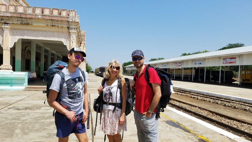 Vaido Mikaičio nuotr./Atvykome į Baganą