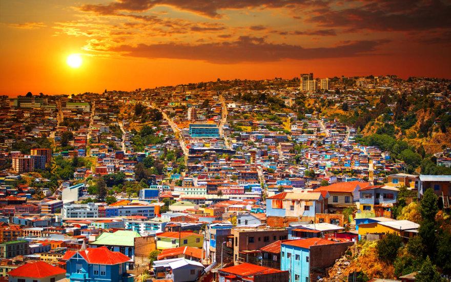 Shutterstock nuotr./Valparaisas