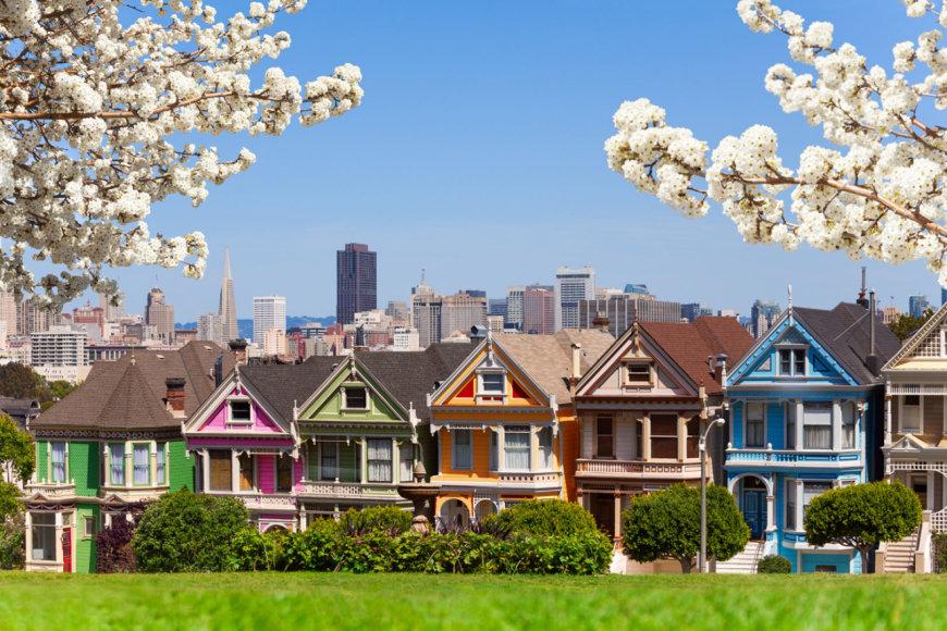 Shutterstock nuotr./San Fransiskas