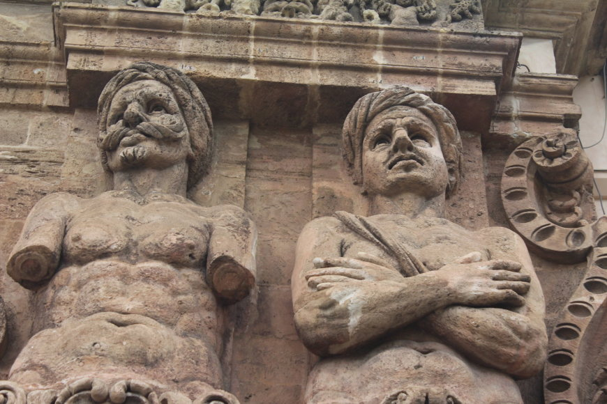 Redos Šiukščiuvienės nuotr./Palermas, Porta Nuova