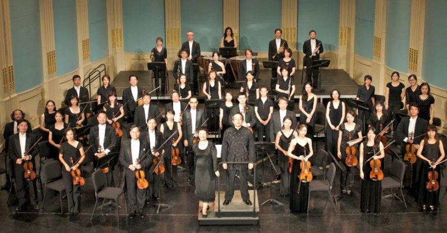 Taipėjaus filharmonijos orkestras