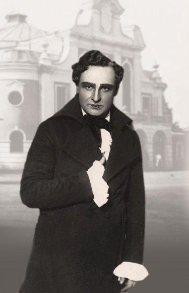 Operos solistas Kipras Petrauskas