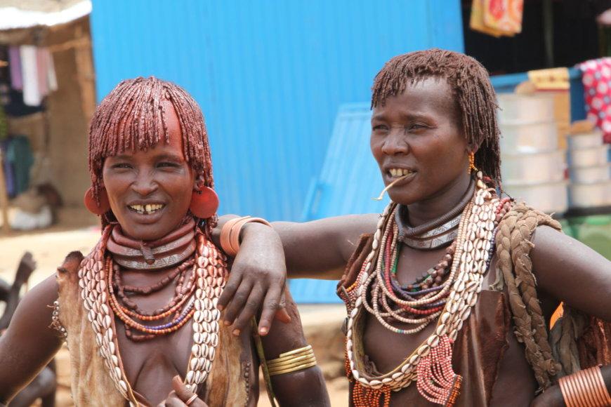 Rimanto Zapalskio nuotr./Etiopija
