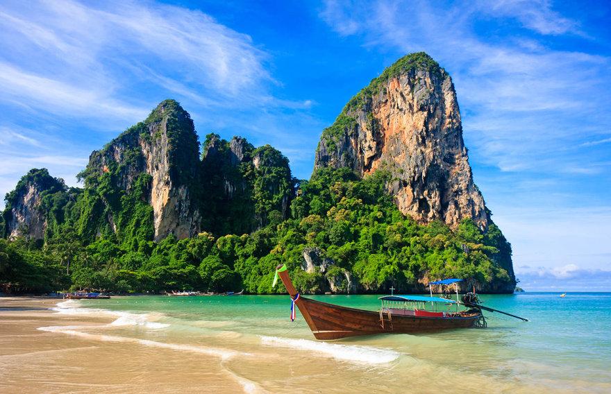 Shutterstock nuotr./Krabi regionas