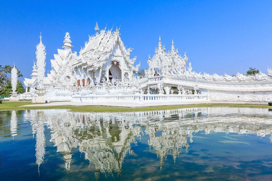 Shutterstock nuotr./Baltoji šventykla