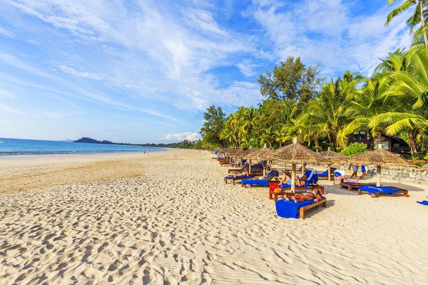 Shutterstock nuotr./Ngapali paplūdimys