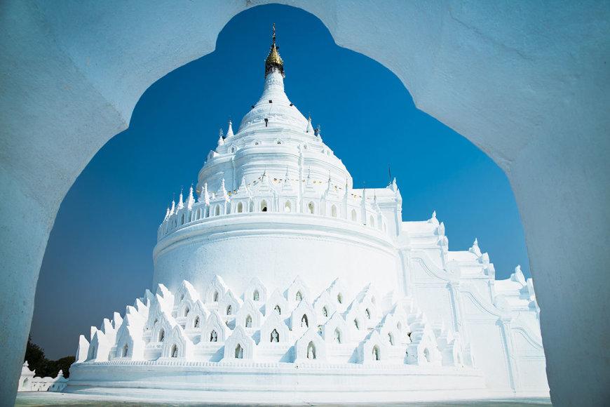 Shutterstock nuotr./Myatheindano pagoda