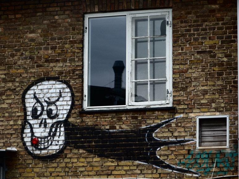 Evelinos Garnelytės nuotr./Palikus centrą Kopenhagoje galima atrasti kur kas autentiškesnių ir įdomesnių vietų
