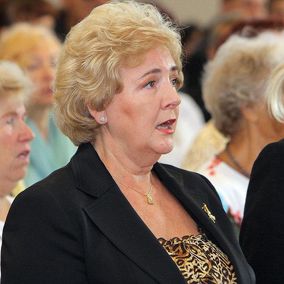 Kristina Brazauskienė tapo naujosios partijos lydere