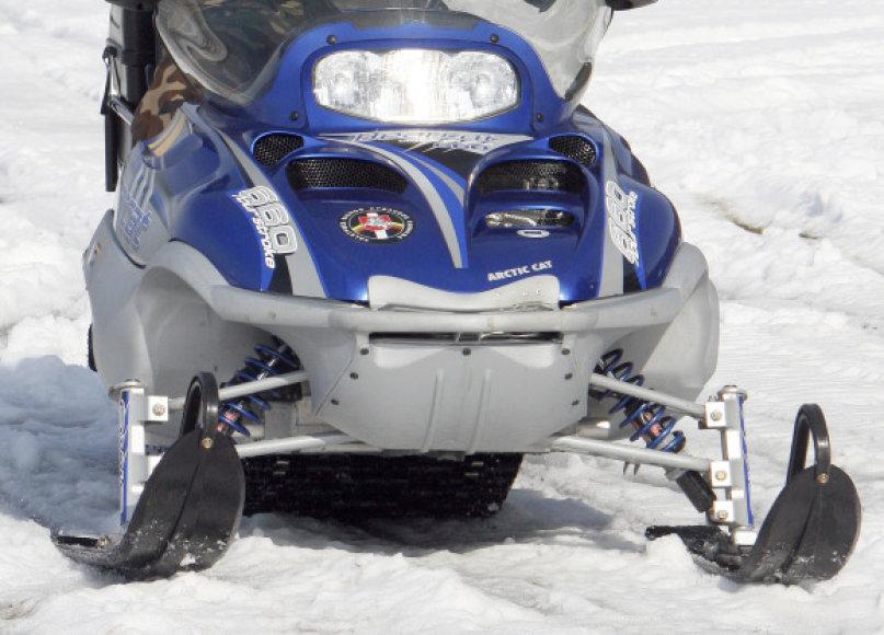 Sniego motociklas
