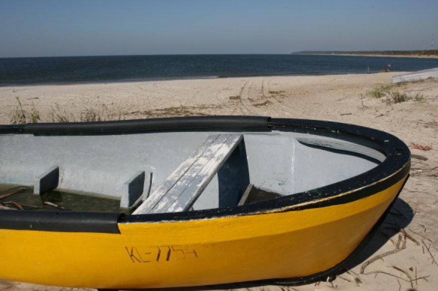 Būsimoje priekrantėje galės švartuotis mažųjų laivų žvejai, čia turėtų įsikurti ir žuvų turgelis.