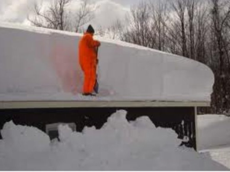 Žiemos sezono metu ant pastatų stogų kaupiasi sniegas, formuojasi ledas bei vanduo ir padidėja laikančiųjų konstrukcijų apkrovos.