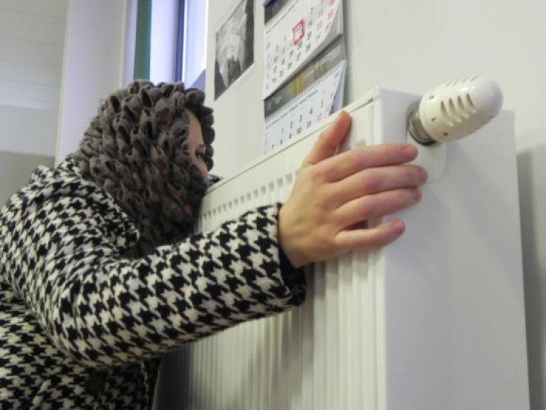 Gruodžio mėnuo buvo šaltesnis nei lapkritis net 10 laipsnių, todėl Klaipėdos miesto daugiabučių šildymui šilumos vidutiniškai sunaudota 60 proc. daugiau.