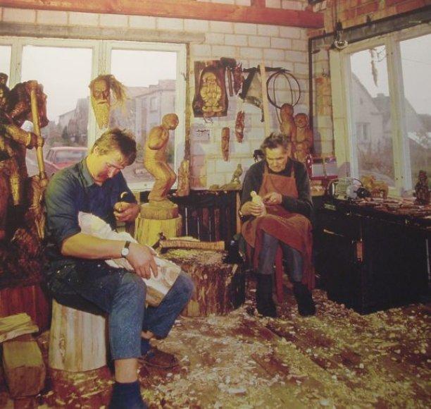 Klaipėdos etnokultūros centre bus atodaromos dvi parodos apie Užgavienių kaukes.