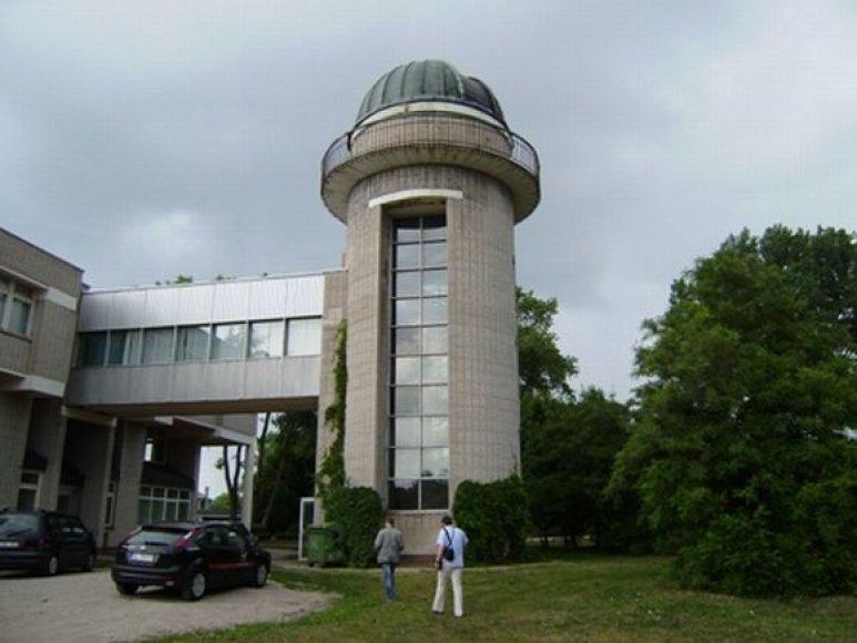 Kupolas nebuvo atvertas nuo jo pastatymo – 1984 metų.