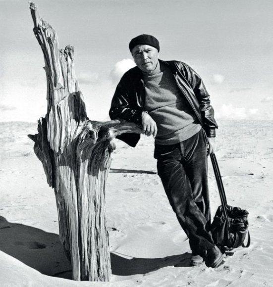 Vaclovaas Straukas parodoje pristatys naujausias savo fotografijas.